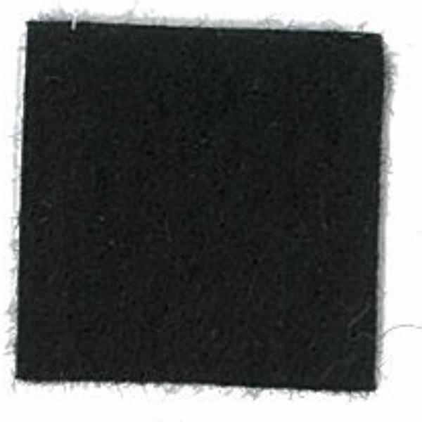 Midnight Black - Felt
