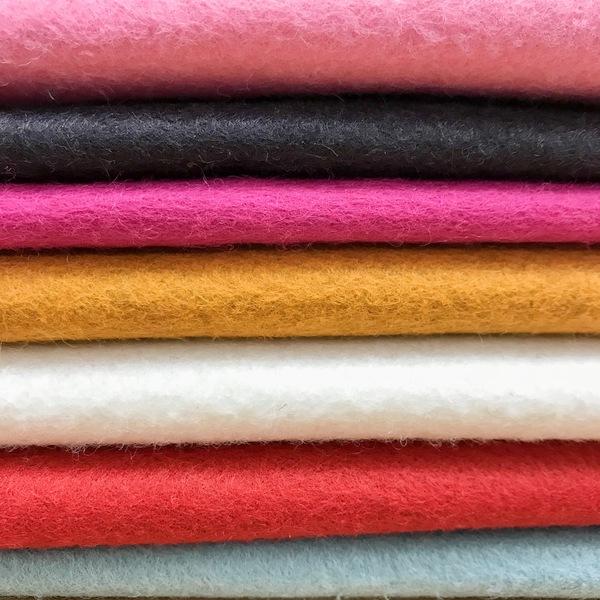 Multi Color- Felt bundle