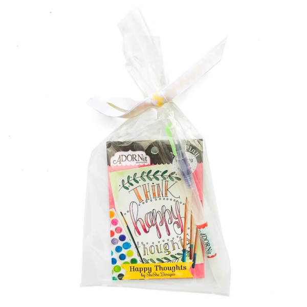 Happy thoughts Water Color Gift Set