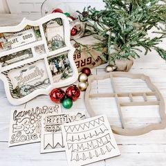 Oriental Shadow box Kit