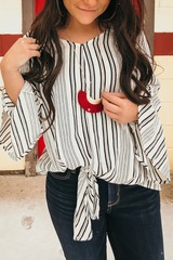B&W Lexington blouse