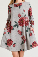 Jules Floral Tunic