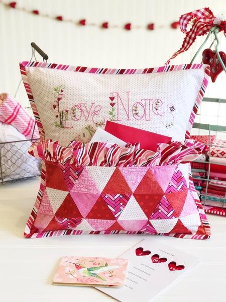 Love Notes Pillow Kit