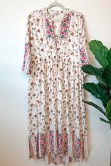 Josephine Boho Dress