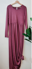 PLUS Purple Harlem Maxi