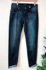 Dark Wash Denim