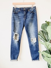 Busted Knee Denim
