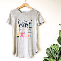 Material Girl - Icons Shirt