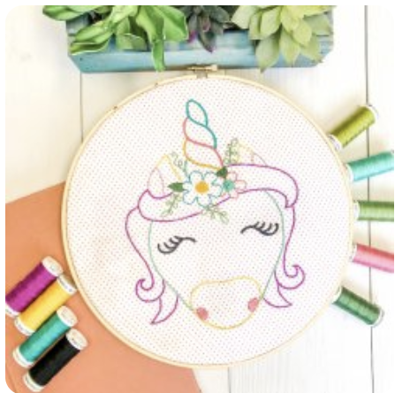 Unicorn Pattern and Thread