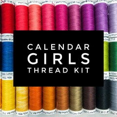 Calendar Girls Thread Kit