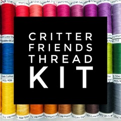 Critter Friends Thread Kit