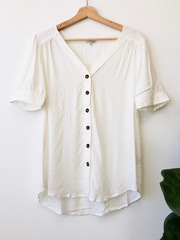 Tibby Button Down Blouse
