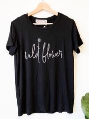 Wild Flower Tee