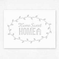 Home Sweet Home Stencil