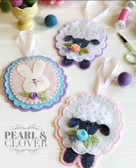 Clover & Pearl PATTERN