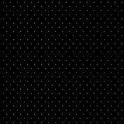 Tiny Dot Black/White