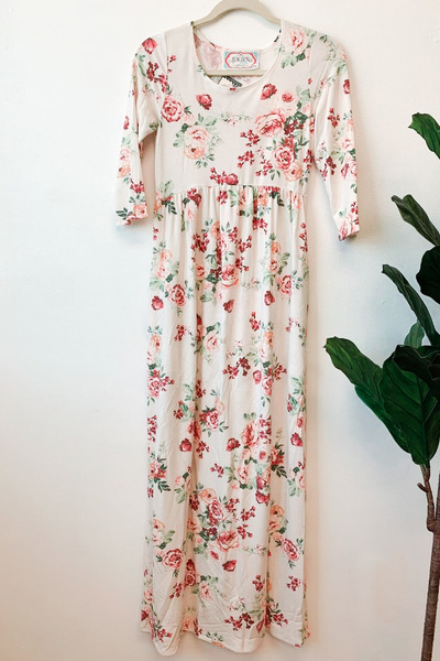 Dolly Floral Maxi Dress