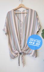 Mini Stripe Top