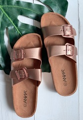 Rose Gold Dupe Birks
