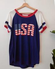 USA Track Tee - MH
