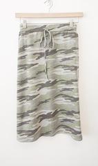 Camo Skirt- MH