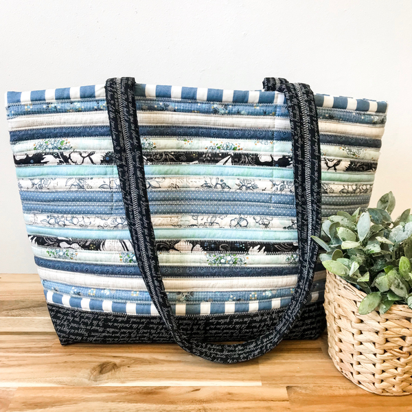 Farmhouse Take Along Tote