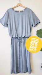 Breezy Blue Dress-FB