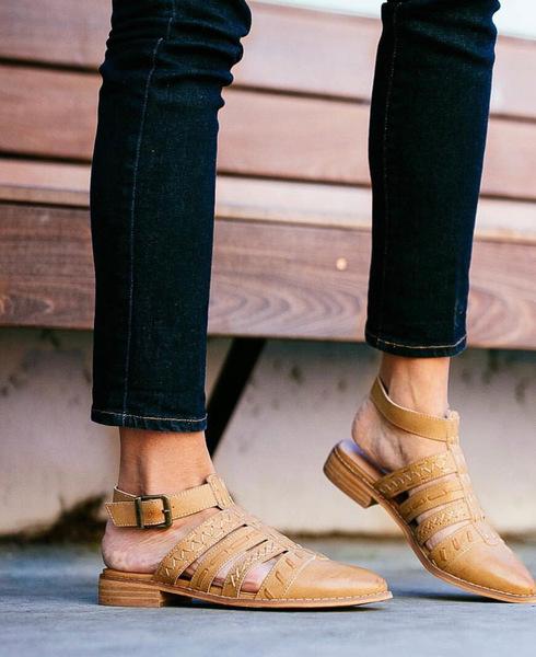 Camel Lexi Shoes-MH