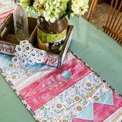 Rhapsody Table Runner
