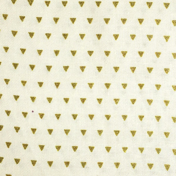 Gold Triangle- Fabric
