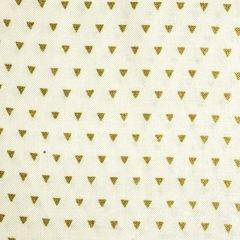 Gold Triangle- Fabric
