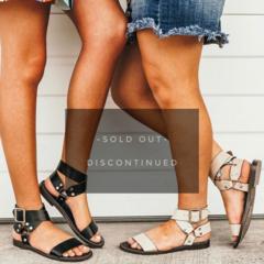 Nude Capri Sandals- MH