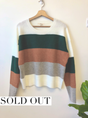 Pax Colorblock Sweater