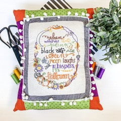 Halloween Pillow Kit