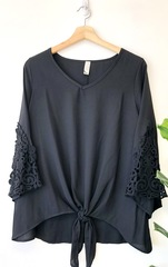 Hartley Black Top