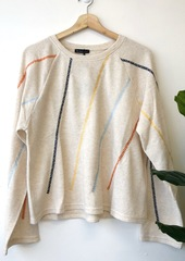 Ivory Stitch Pullover