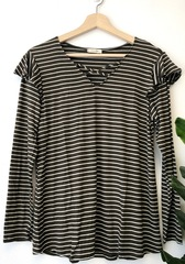 Olive Becky Top