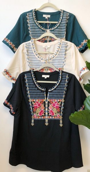 Belize Blouse