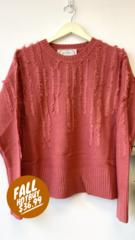 Rose Mandy Sweater