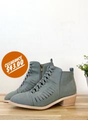 Jess Blue Freesole Boots