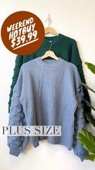 Soho Knit Sweater
