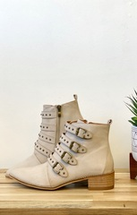 Ice Buckle Boots