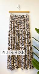 Holiday Cheetah Skirt