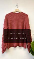 Berry Soho Sweater