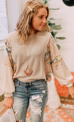 Lollyfield Dolman Blouse
