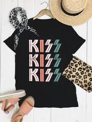 KISS Tee