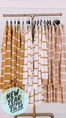 Stripe Duster Cardi