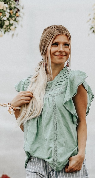 Mint London Blouse