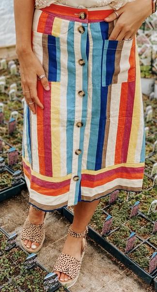 Multi Skirt-FB