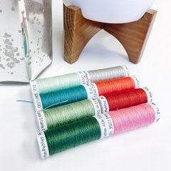 Holly Jolly THREAD KIT